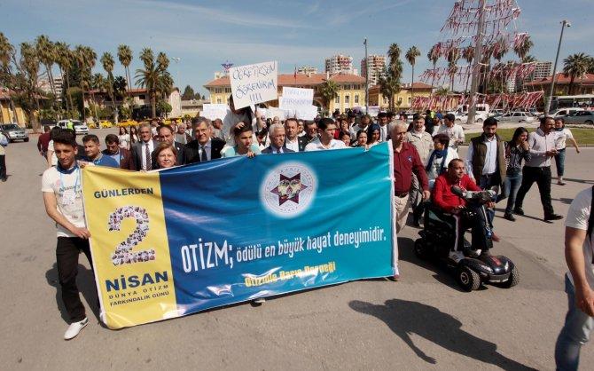 2. Otizm ve Spor Festivali Adana'da başladı