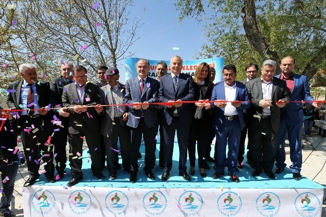 Başkan Gürlesin'den Karakurt'a 700 Bin TL'lik Yatırım