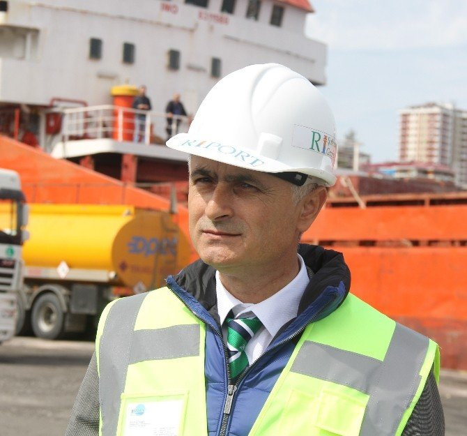 Rizeport, Ovit Tüneli'ne Hazır