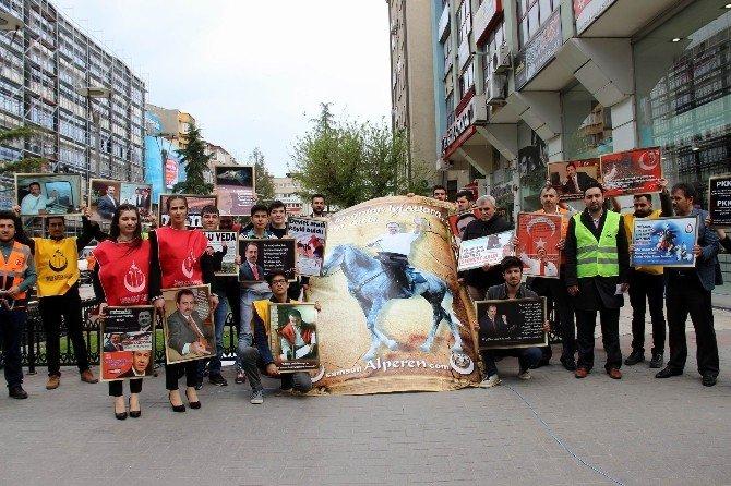 Alperenlerden Muhsin Yazıcıoğlu Fotoğraf Sergisi