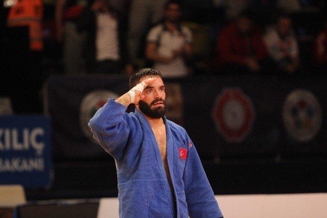 Judoda Dördüncü Madalya