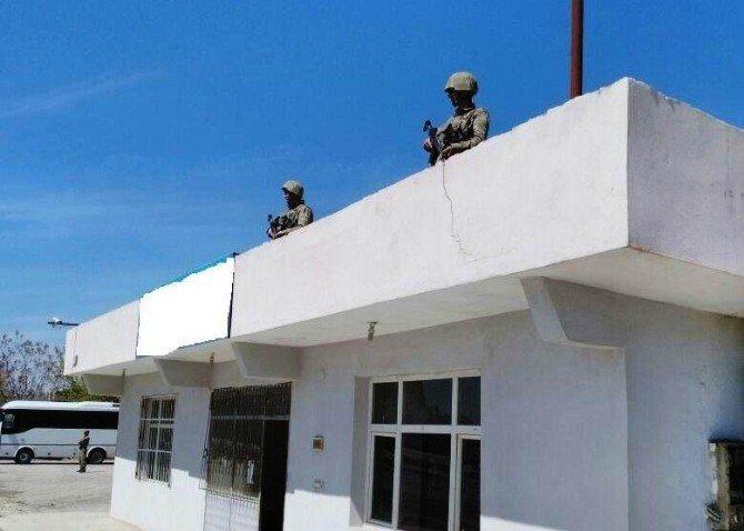 Şanlıurfa'da Öcalan Tedbirleri