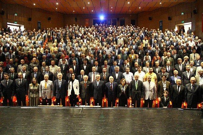TKB 2016 Yılı İlk Bölge Semineri Samsun'da Yapıldı