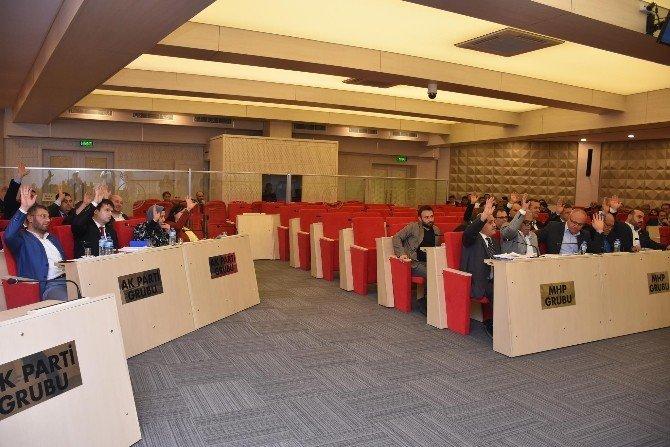 Şehzadeler Belediyesi Nisan Ayı Meclis Toplantısı Yapıldı