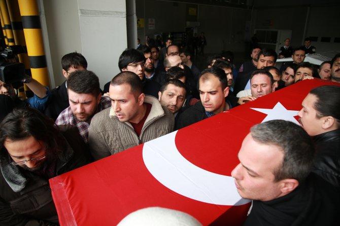 Terör kurbanı eğitim gönüllülerinin cenazesi İstanbul'da