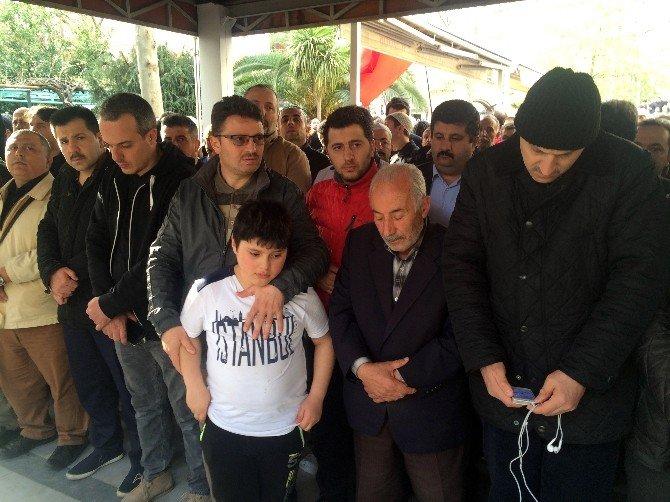 Terör Saldırısında Hayatını Kaybeden Öğretmen Toprağa Verildi
