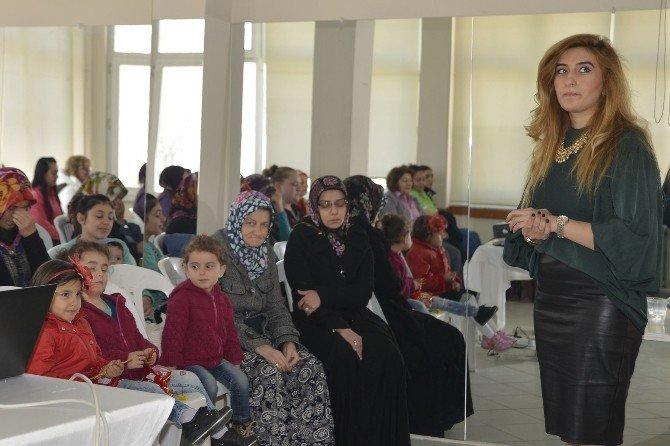 Fevzi Çakmak'ta Çocuk Ve Aile Sağlığı Anlatıldı