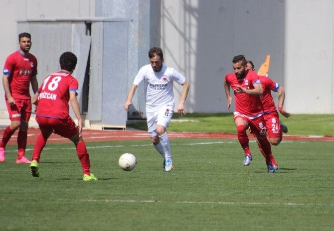 TKİ Tavşanlı Linyitspor Dardanelspor'u 2-1 Mağup Etti