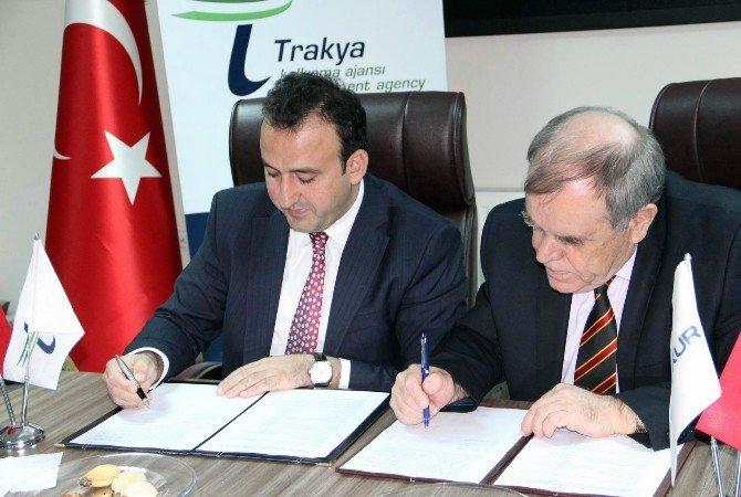 'Girişimcilik Eğitim' Protokolü İmzalandı