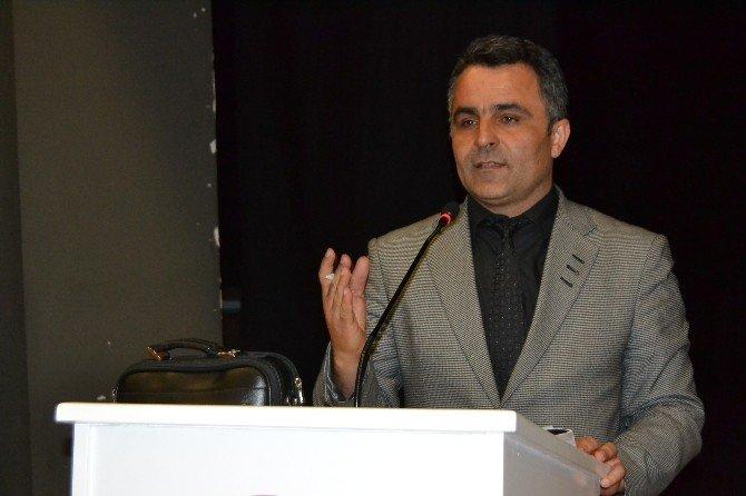 """Adana'da """"1.Ulusal Yesevi Kurultayı"""" Düzenlendi"""