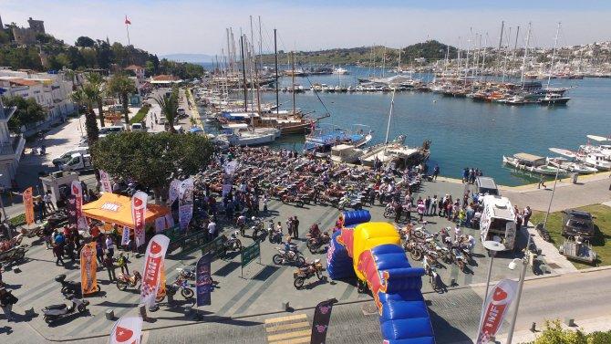 Türkiye Enduro Şampiyonası'nın ilk ayağı Bodrum'da yapılacak