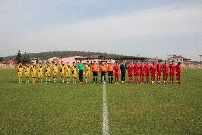 U17 Türkiye Şampiyonası Devam Ediyor