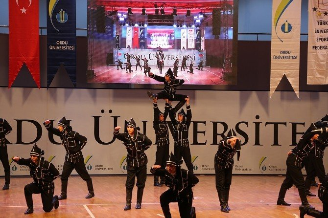 Üniversiteler Yarıştı