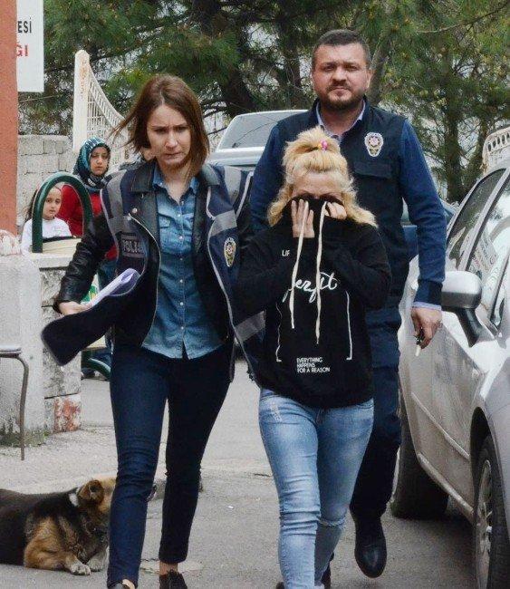 Zonguldak'ta Fuhuş Operasyonu: 8 Gözaltı