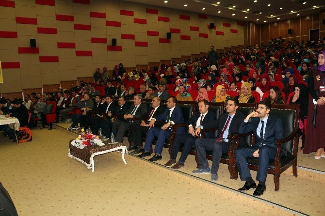 Ağrı'da 7. Arapça Bilgi Ve Etkinlik Yarışmaları