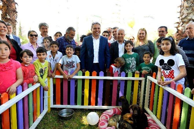 Başkan Uysal'ndan Çocuk Şenliğinde, Çocuk Köyü Müjdesi