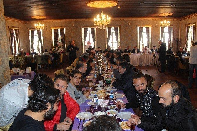 """B.b. Erzurumspor Başkanı Demirhan: """"Erzurum'un Yeri Süper Lig"""""""