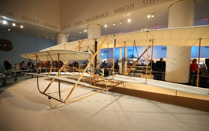 Bakan Işık Chicago Sanayi Ve Bilim Müzesi'nde İncelemelerde Bulundu