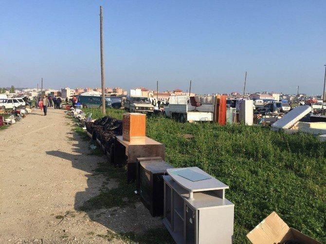 Bursa'nın Hurda Pazarı Yunuseli'ne Taşındı