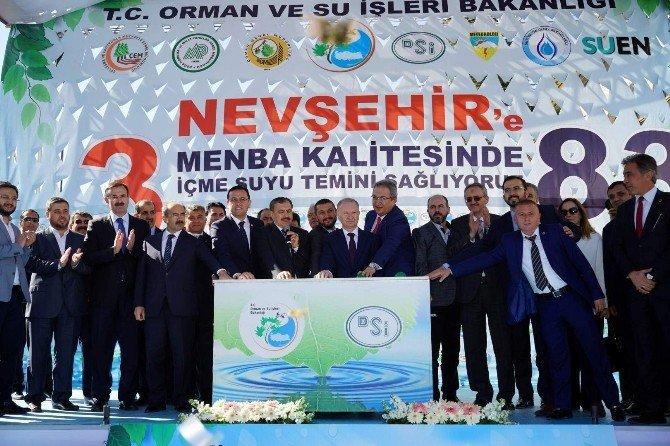 """Bakan Eroğlu: """"CHP Liderine Hesap Yapmayı Hatırlatmak Gerekiyor"""""""