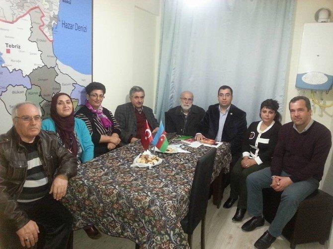 Eşyoder'den Eskişehir Azerbaycanlılar Derneği'ne Ziyaret
