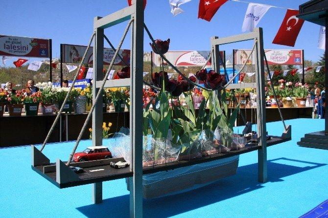 9. Kocaeli Lale Festivali Sona Erdi
