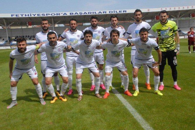 Fethiye'de Gol Sesi Çıkmadı: 0-0