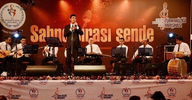 Gençlik Merkezleri Arası Türk Müziği Yarışması Büyük İlgi Görüyor