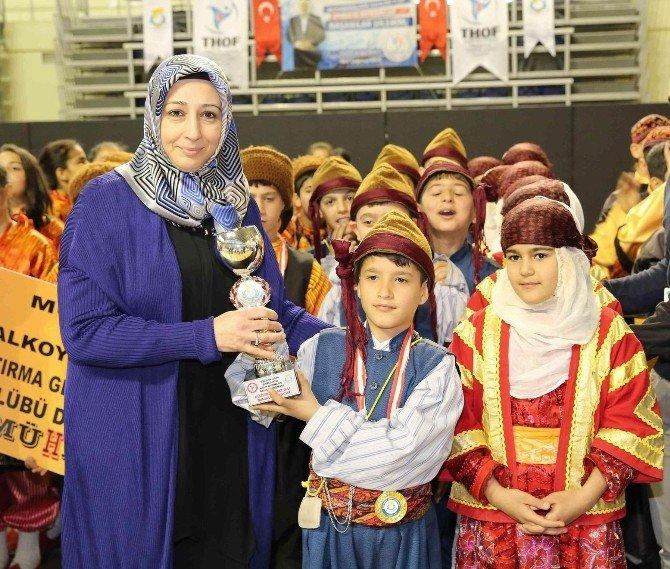Halk Oyunları Bölge Yarışmasına Haliliye Belediyesi Ev Sahipliği Yaptı