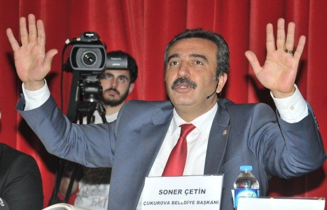 Çetin'den Toplumsal Barış Çağrısı