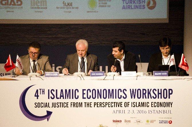 """""""4. İslam İktisadi Atölyesi"""" Programı Açılış Paneliyle Başladı"""