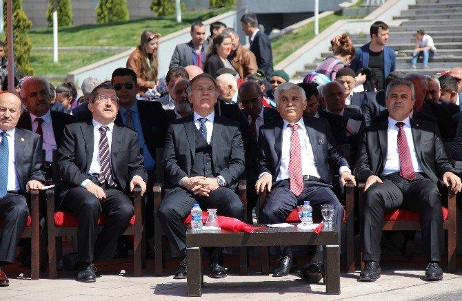 KARDEMİR'in Temelinin Atılması Ve Karabük'ün Kuruluşunun 79. Yıl Dönümü
