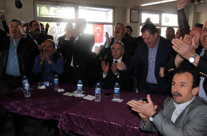 AK Partili Şahin Gündemi Değerlendirdi