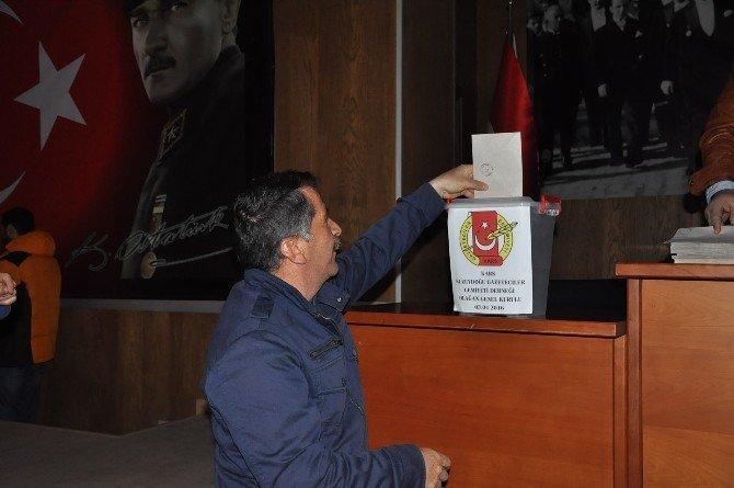 KKDGC Başkanlığı'na Ercüment Daşdelen Seçildi