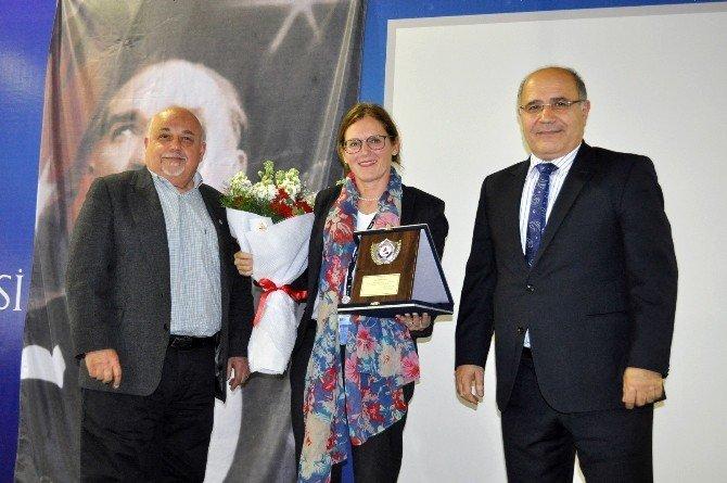 NATO İzmir Kara Komutanlığı Politik Danışmanı Heıdı Meyer: