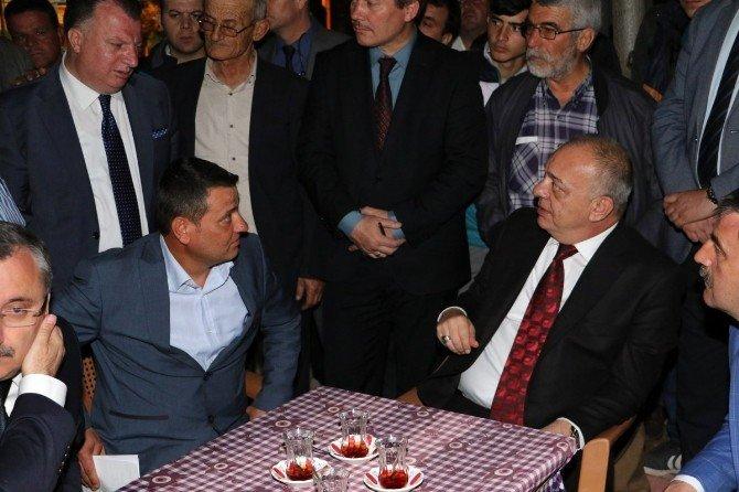 Başkan Ergün, Urganlılı Vatandaşlarla Buluştu