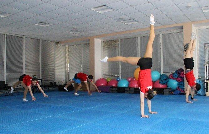 Jimnastiğin Altın Çocukları