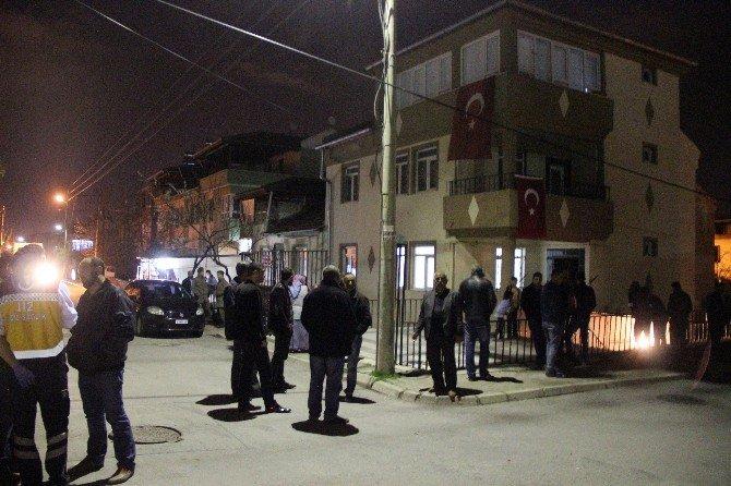 Şehit Mehmet Polat'ın Baba Ocağına Ateş Düştü