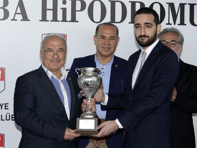 Mersin Büyükşehir Belediye Başkanlığı Kupası'nı Mister Strong Kazandı