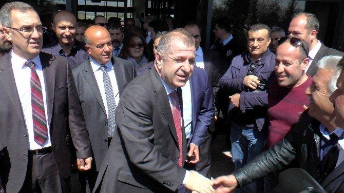 Ümit Özdağ Gaziantep'te
