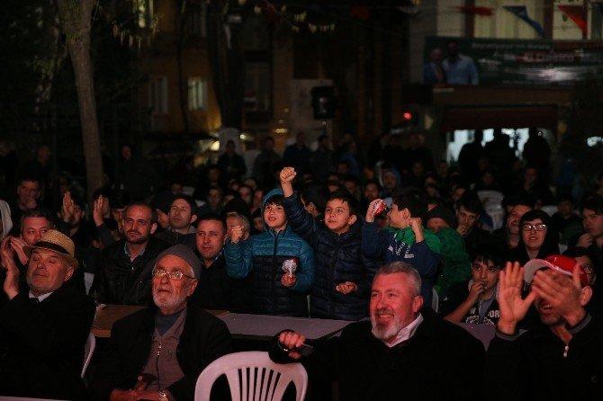 Bayrampaşa'da El Classıco Heyecanı