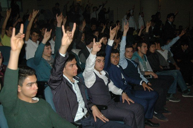 Alparslan Türkeş, Ölümünün 19. Yıldönümünde Gazinatep'te Anıldı