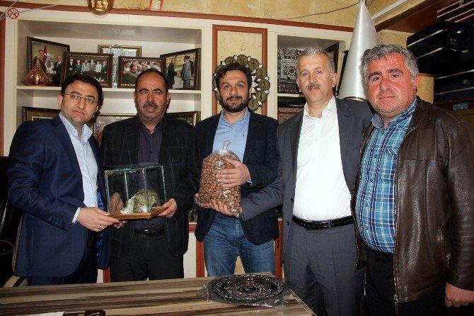 Bin Kilometreden Gaziantep'e Uzanan Bakır Aşkı