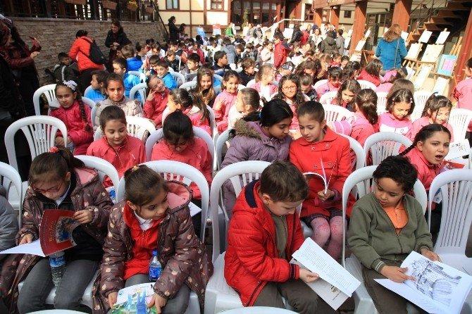 Odunpazarı'nın Çocukları Okuyor