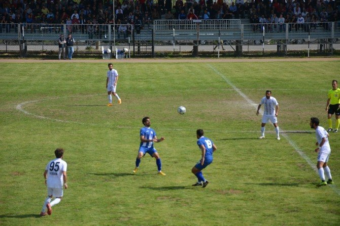Ortaca Belediyespor: 1 - Uşakspor: 1