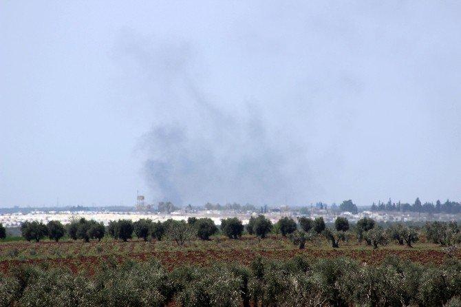 Öso, Hem IŞİD Hem Pyd İle Çatışıyor