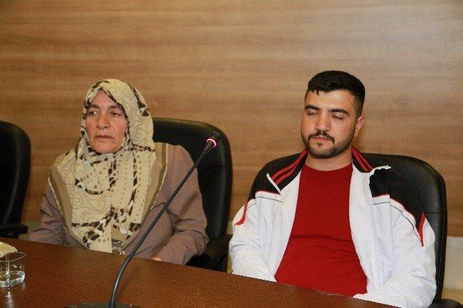 Şahinbey Belediyesi Şehit Olan Özel Harekat Polisi Taner Cinpolat'ın İsmini Sosyal Tesisi Verdi