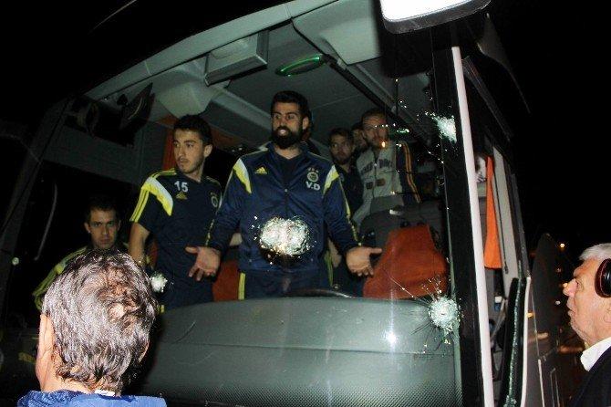 Fenerbahçe Otobüsü'ne Düzenlenen Silahlı Saldırı Geçen 1 Yılın Ardından Aydınlatılamadı