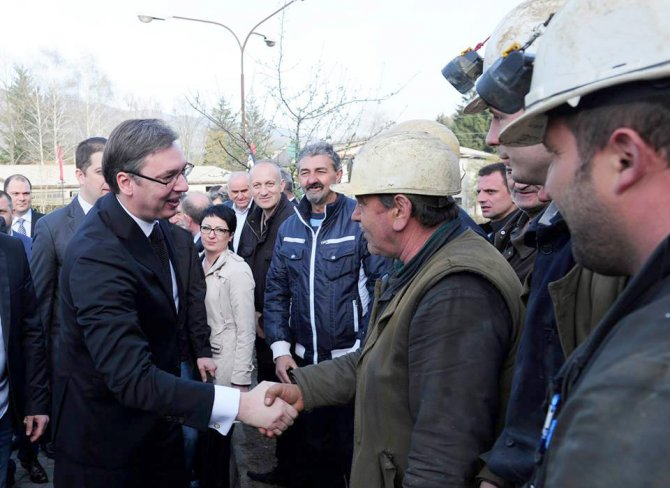 Sırbistan Başbakanı Kosova'da
