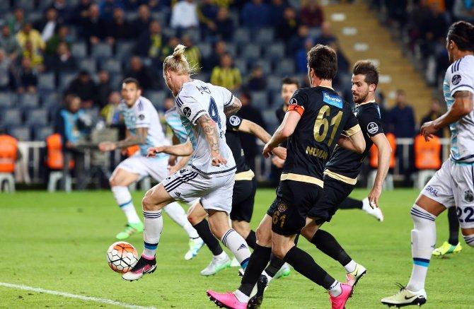 Fenerbahçe: 0 - Osmanlıspor: 0